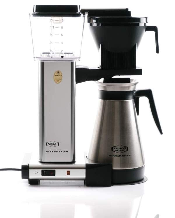 Mocca Master Thermal Carafe
