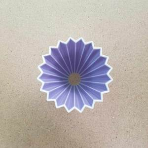 Origami Dripper Purple
