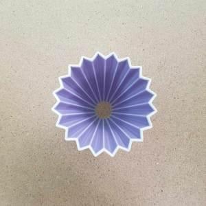 Origami Dripper Purple