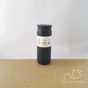 Kinto black Travel Tumbler