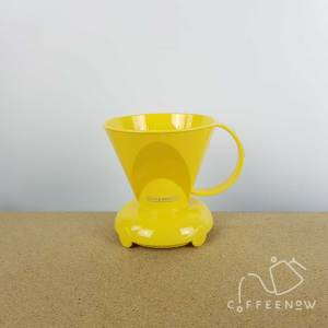 Clever dripper small yolk yellow