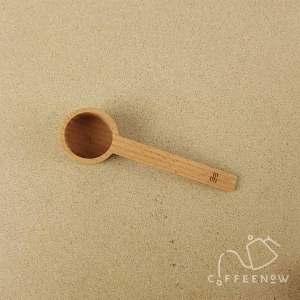 Beech Wood Coffee Scoop