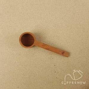 Cherry Wood Coffee Scoop