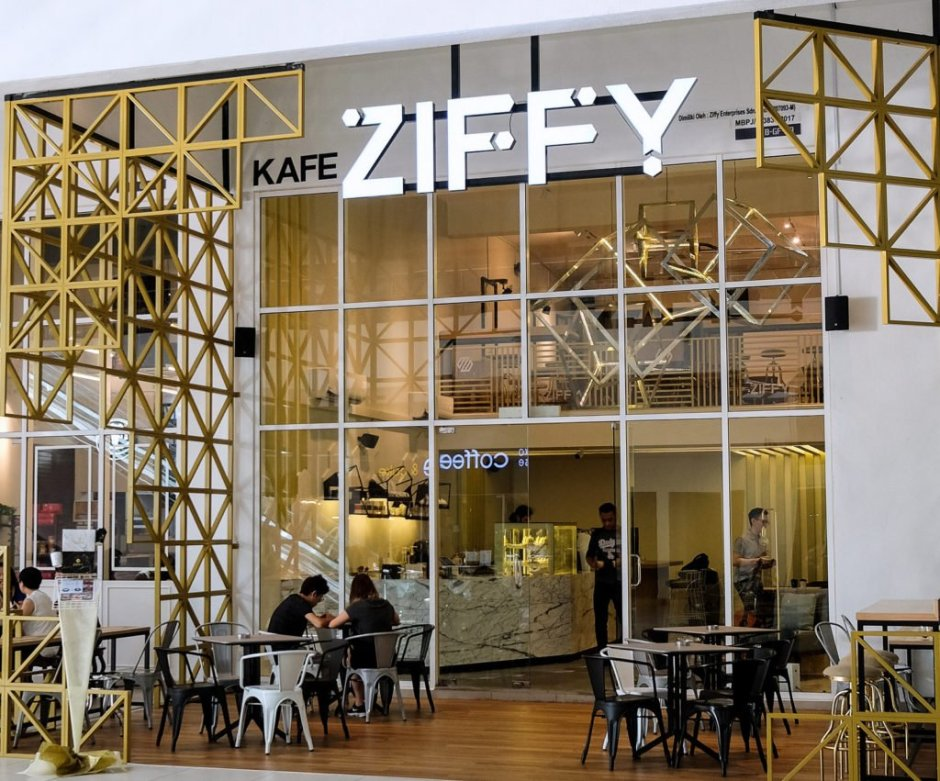 Ziffy Cafe at Sunway Nexis Kota Damansara