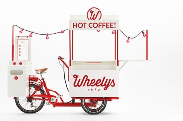 Worlds First Global Cafe On Wheels – Wheelys