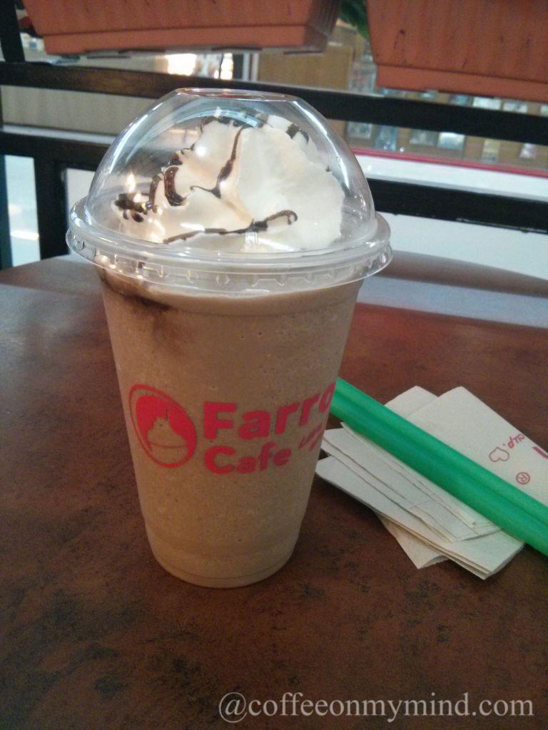 Farron Cafe Mocha