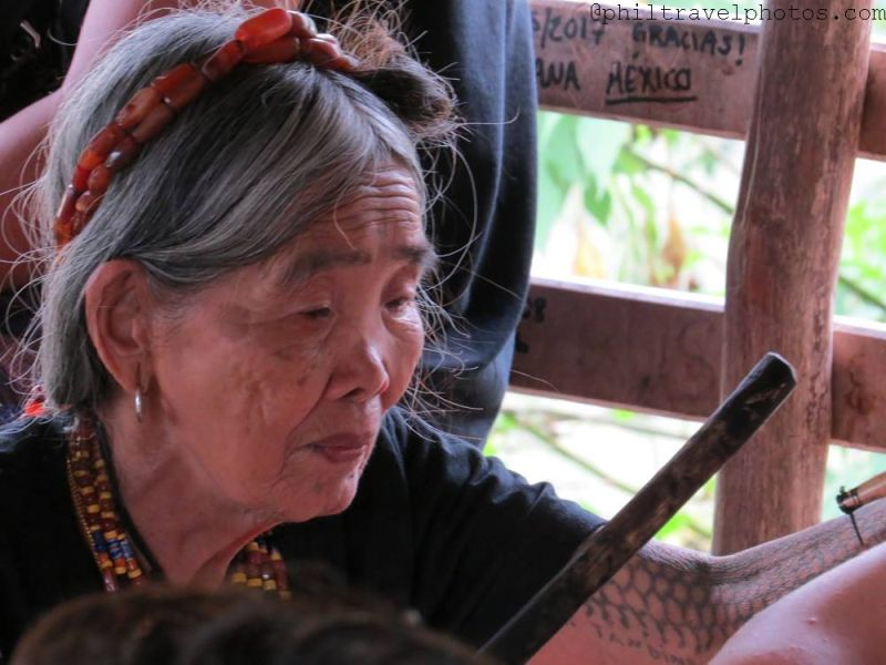 Apo Whang Od at 98 years old