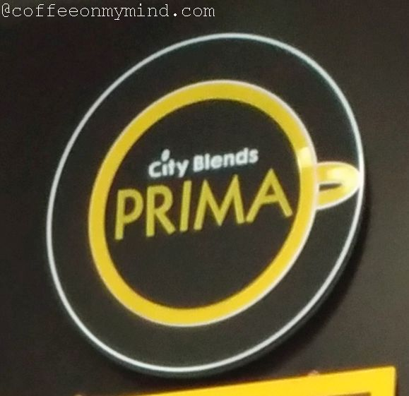 city blends prima logo