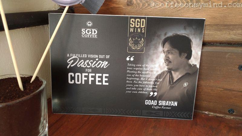 sgd coffee goad sibayan