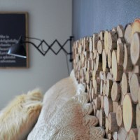 diy headboard how to make your own rustic headboard from ...