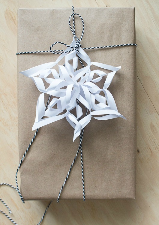 Get Creative With Christmas Gift Wrapping