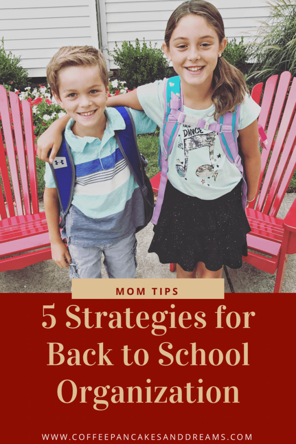 Tips and Tricks for a Smooth Back to School