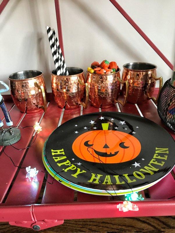 Inexpensive Halloween Decoration Ideas