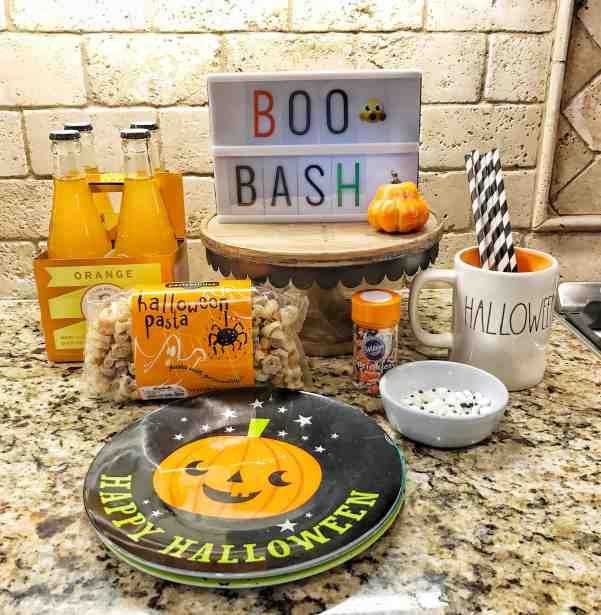 Halloween Lightbox Vignette