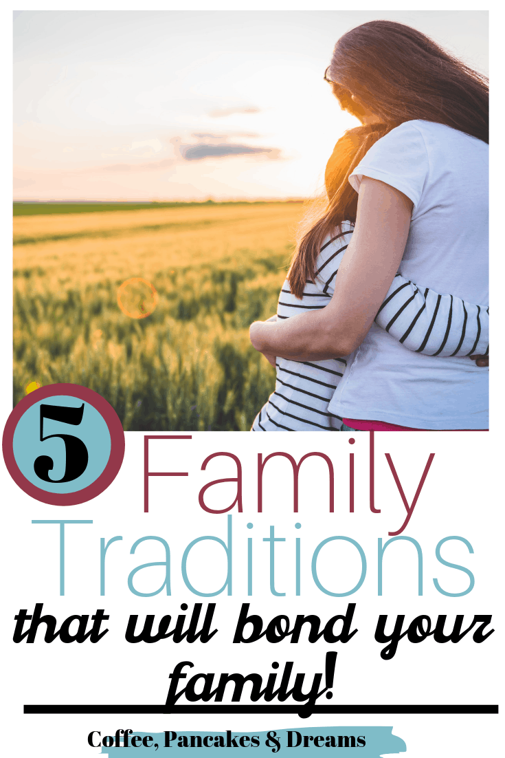 Family traditions that strengthen family bonds #parenting #kids #family