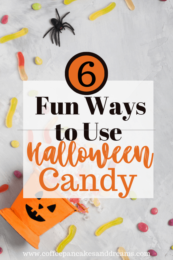 Creative Uses for Halloween Candy #trickortreat #kidfriendly