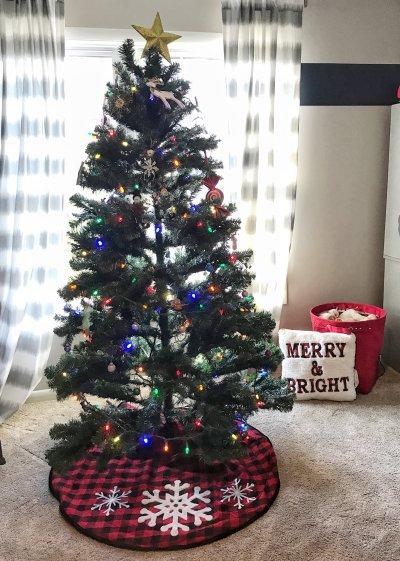 Christmas Decor for Kids Room