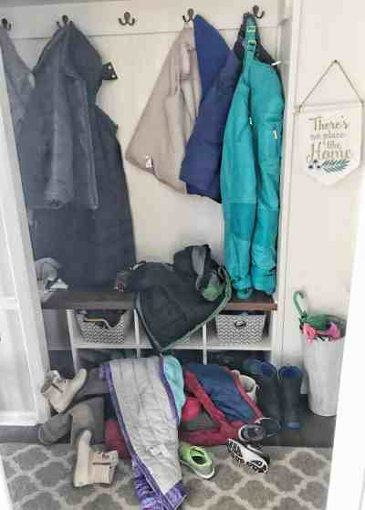 Clear the Clutter: Closets