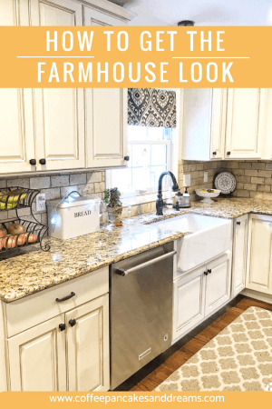 Farmhouse Kitchen Essentials: Inexpensive & Functional #farmhousekitchen #farmhousedecor #fixerupperstyle