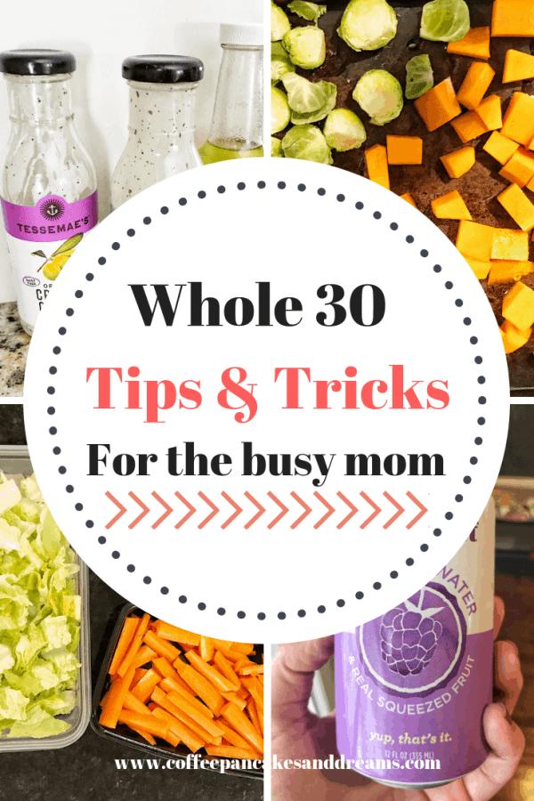 Easy Whole 30 Ideas #moms #tips #mealideas