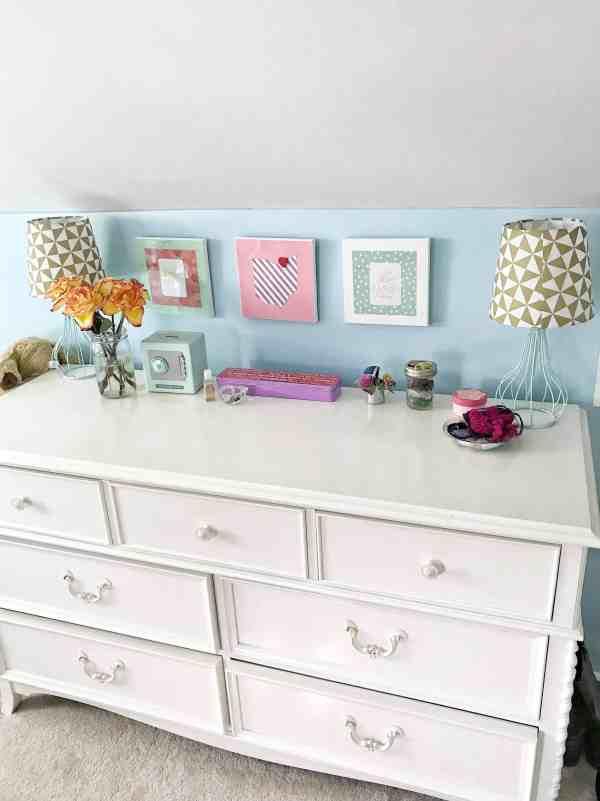 Keeping Kids Bedrooms Clean