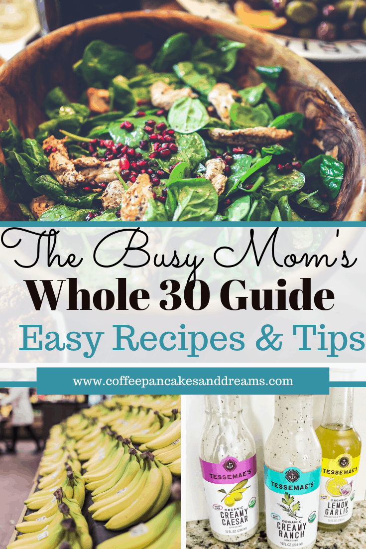 Whole 30 Easy Recipes and Tips #meals #snacks #beforeandafter