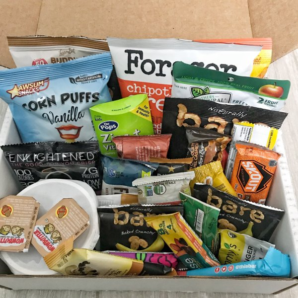 Monthly Subscription Box for Kids