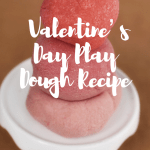 Valentine's Day Play Dough Recipe
