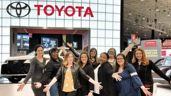 Cleveland Auto Show: Family Fun Activity