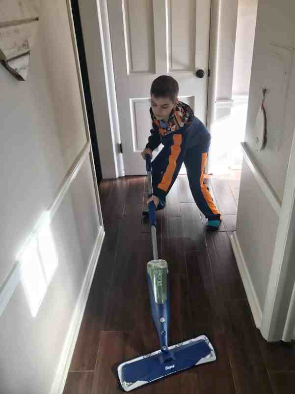 Getting Kids to Help with Chores