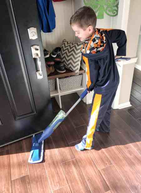 2021 Spring Cleaning Challenge #checklist #list #printable #pdf #schedule