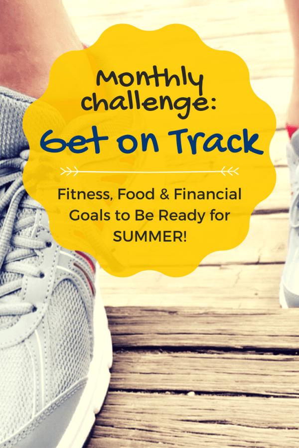 6 Healthy Goals to Start Before Summer
