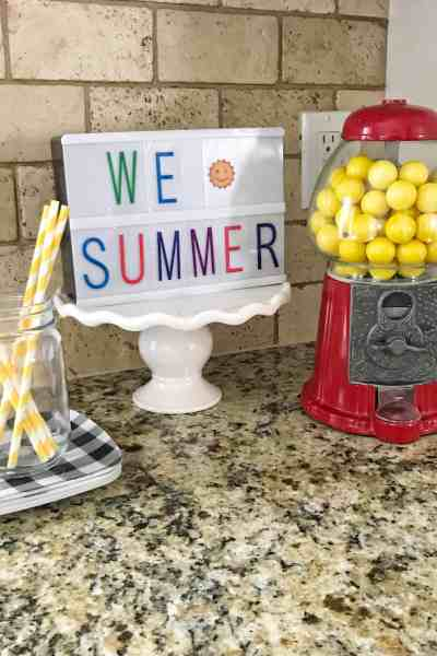 Farmhouse Summer Decor Ideas