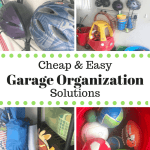 Clear the Clutter: Garage Organization