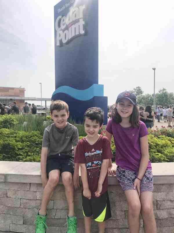 Summer Fun at Cedar Point
