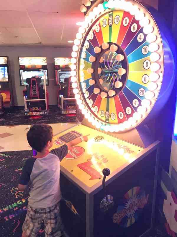 Arcade at Swings N Things
