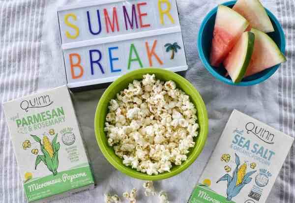 Healthy Summer Snack Idea