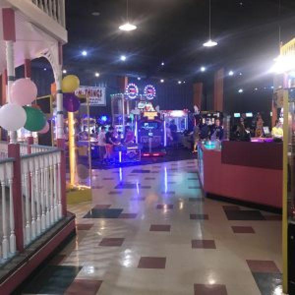 Attractions at Swings N Things