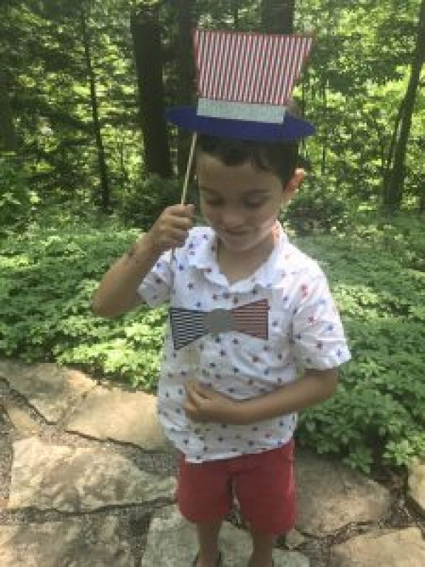 4th of July Kid Style