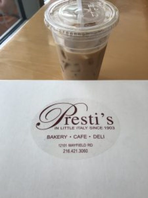 Presti's in Little Italy