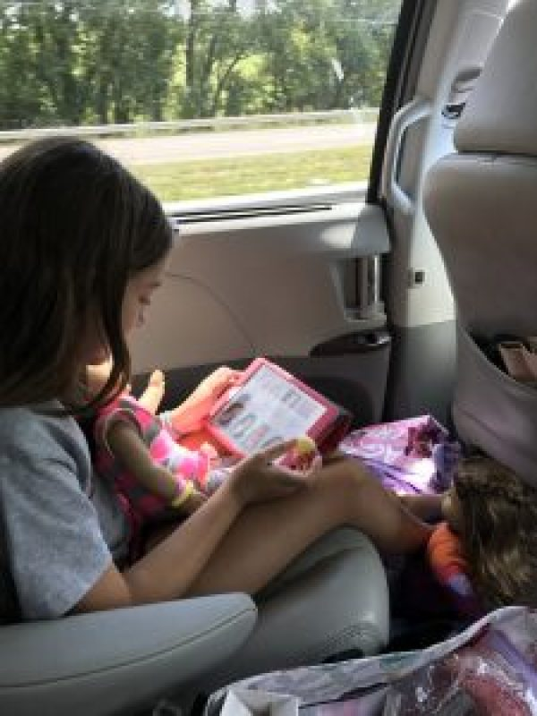 How to get organized for a family road trip