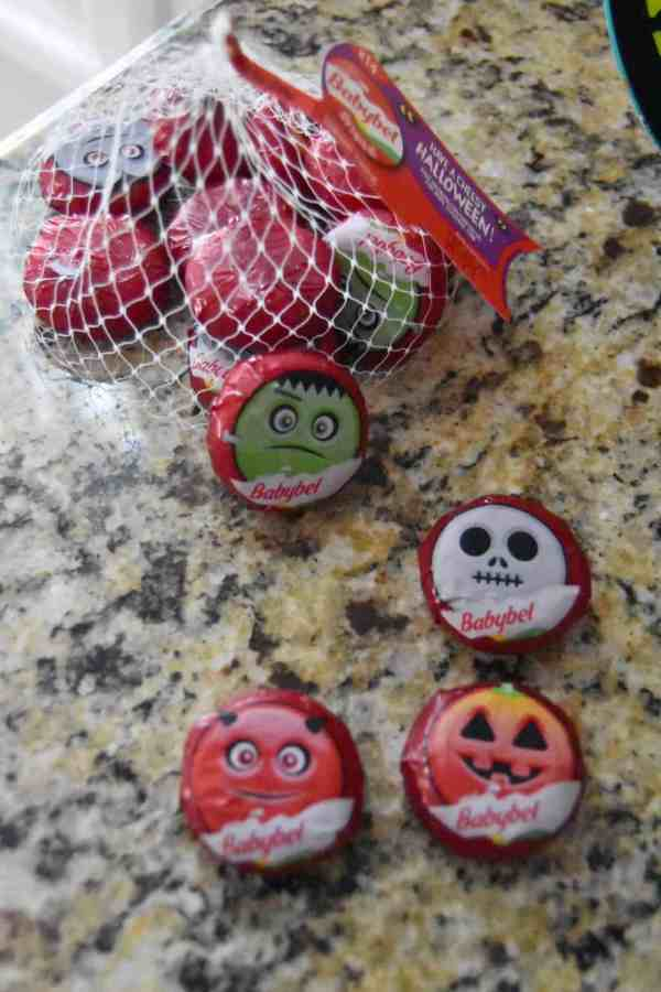 Healthy Halloween Snack Ideas #peanutfree #kids #halloweenparty