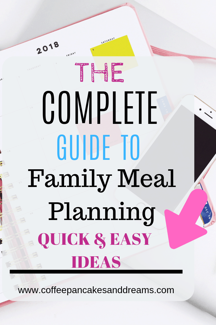 Easy Meal Planning Solutions for Busy Families #ideas #easy #weekly #groceryshopping
