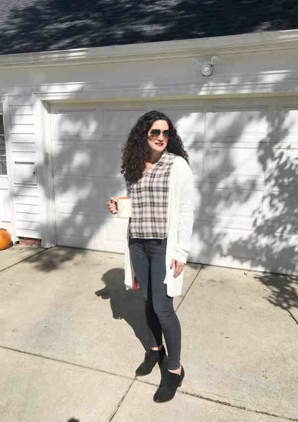 Fall Outfit Ideas #casual #momstyle #evereve