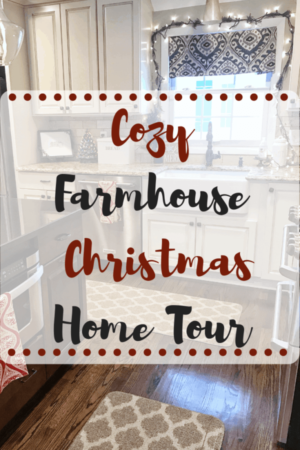 6 Tips for Creating the Coziest Christmas Home #farmhouse #rustic #countrychiccottage #kitchen #livingroom