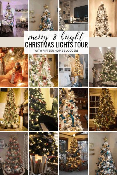 Christmas Home Decor Tour #homedecorbloggers #housetour #farmhousechristmas