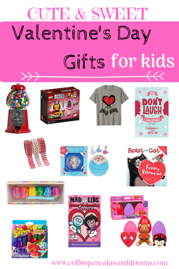Inexpensive Valentine Gift Ideas for Kids #Valentinesday #gifts #tweens #kids