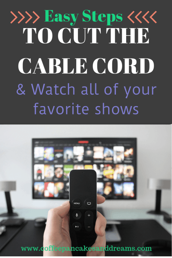Easy Ways to Cut the Cable Cord #lifehacks #moneysavingtips #moneysavingideas #cabletv