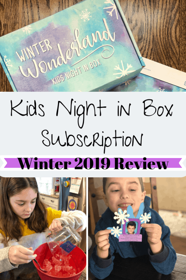 Subscription Boxes for Families #kidfriendly #subscriptionboxes #nightinboxaffiliate