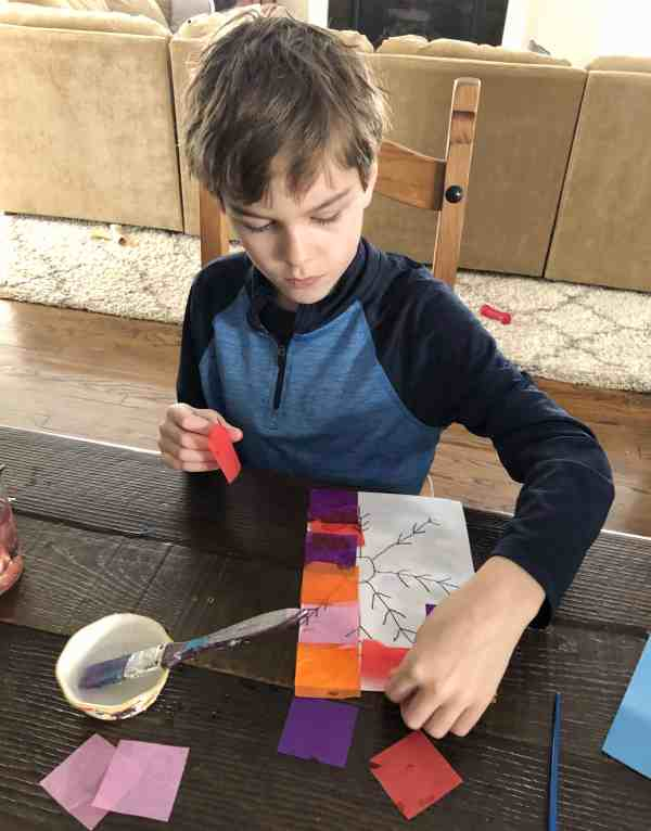How to make quality time as a family Kids Night In Box Winter Review #affliliate #kidsactivities #subscriptionbox